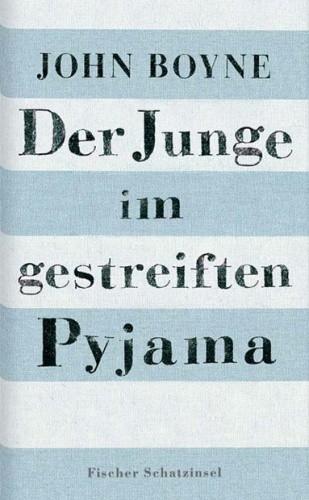 Okładka książki Der Junge im gestreiften Pyjama