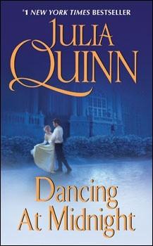 Okładka książki Dancing At Midnight