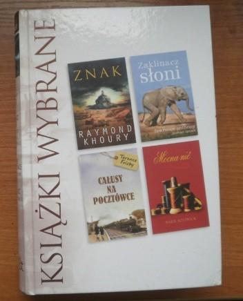 Okładka książki Zaklinacz Słoni