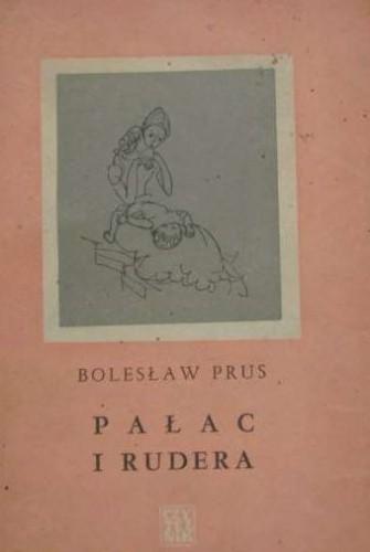 Okładka książki Pałac i rudera