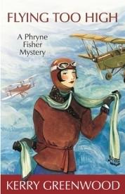 Okładka książki Flying Too High
