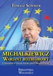 Okładka książki Michalkiewicz - Wariant rozbiorowy