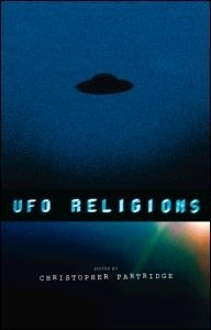 Okładka książki UFO Religions