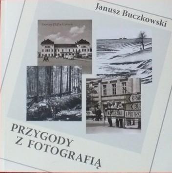 Okładka książki Przygody z fotografią