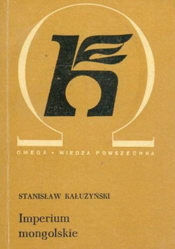Okładka książki Imperium mongolskie
