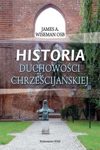 Okładka książki Historia duchowości chrześcijańskiej