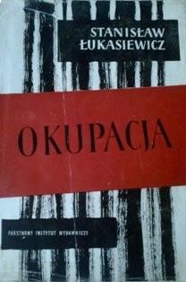 Okładka książki Okupacja