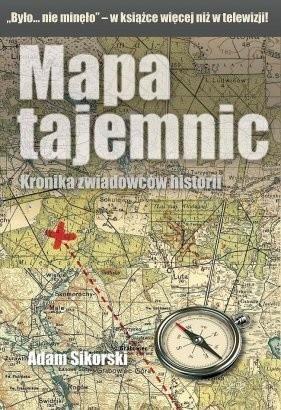 Okładka książki Mapa tajemnic. Kronika zwiadowców historii, Tom 1