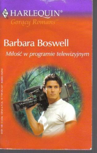 Okładka książki Miłość w programie telewizyjnym