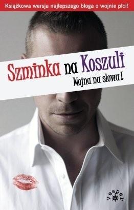 Okładka książki Szminka na koszuli
