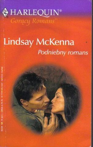 Okładka książki Podniebny romans