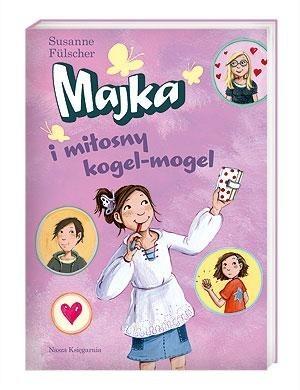 Okładka książki Majka i miłosny kogel-mogel