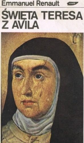 Okładka książki Święta Teresa z Avilla