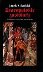 Okładka książki Staropolskie zaświaty