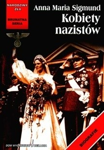 Okładka książki Kobiety nazistów