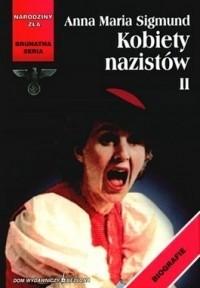 Okładka książki Kobiety nazistów II