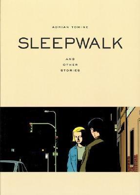 Okładka książki Sleepwalk and Other Stories