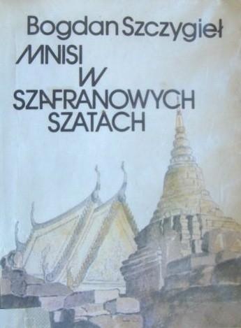 Okładka książki Mnisi w szafranowych szatach
