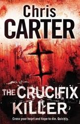 Okładka książki The Crucifix Killer