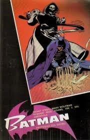 Okładka książki Batman: przysięga zza grobu