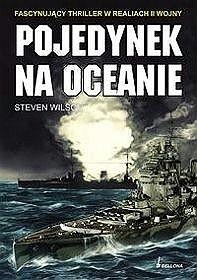 Okładka książki Pojedynek na oceanie