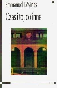 Okładka książki Czas i to, co inne