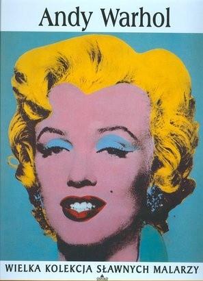 Okładka książki Andy Warhol