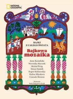 Okładka książki Bajkowa mozaika