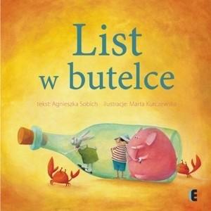 Okładka książki List w butelce