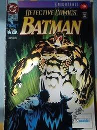 Okładka książki Batman 5/1996