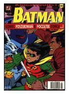 Okładka książki Batman 4/1997