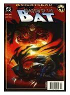 Okładka książki Batman 7/1997