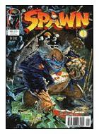 Okładka książki Spawn 1/2000