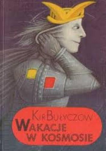 Okładka książki Wakacje w kosmosie