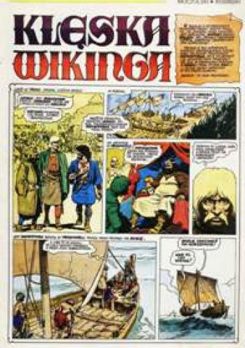 Okładka książki Klęska wikinga