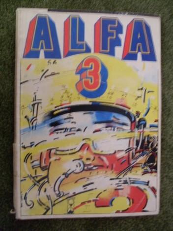 Okładka książki Alfa 3
