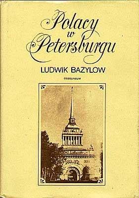 Okładka książki Polacy w Petersburgu