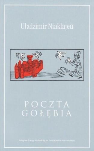 Okładka książki Poczta gołębia