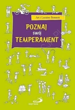 Okładka książki Poznaj swój temperament