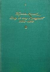 Okładka książki Listy do żony i przyjaciół. Tom 1 - lata 1883-1907