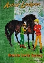 Okładka książki Bracia Lwie Serce