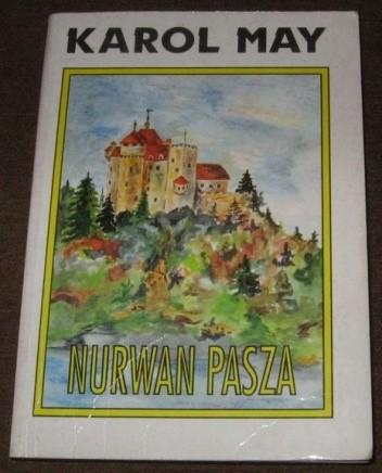 Okładka książki Nurwan Pasza