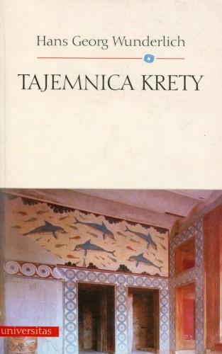 Okładka książki Tajemnica Krety