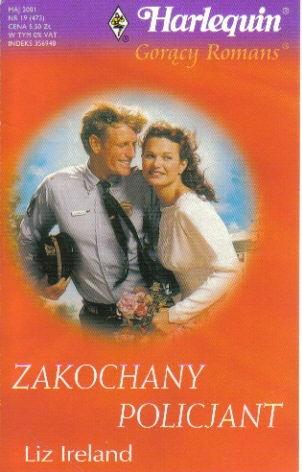 Okładka książki Zakochany policjant