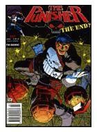 Okładka książki The Punisher 2/1997