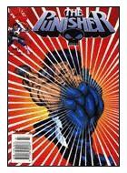 Okładka książki The Punisher 4/1997