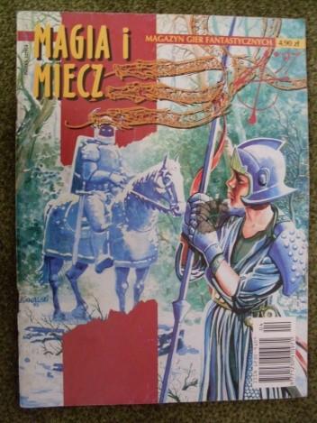 Okładka książki Magia i miecz 4' 97 (40)