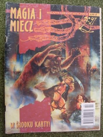 Okładka książki Magia i miecz 2' 97 (38)