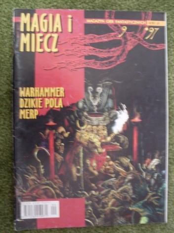 Okładka książki Magia i miecz 9' 97 (45)