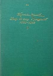Okładka książki Listy do żony i przyjaciół. Tom 2 - lata 1908-1942